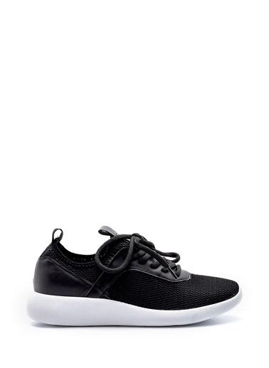 Derimod Kadın Ayakkabı (Rgn-04) Spor Siyah